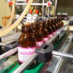 Автоматическая линия розлива и укупорки фармакологических препаратов в пузырьки