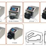 BT серия F перистальтические дозирующие насосы LeadFluid