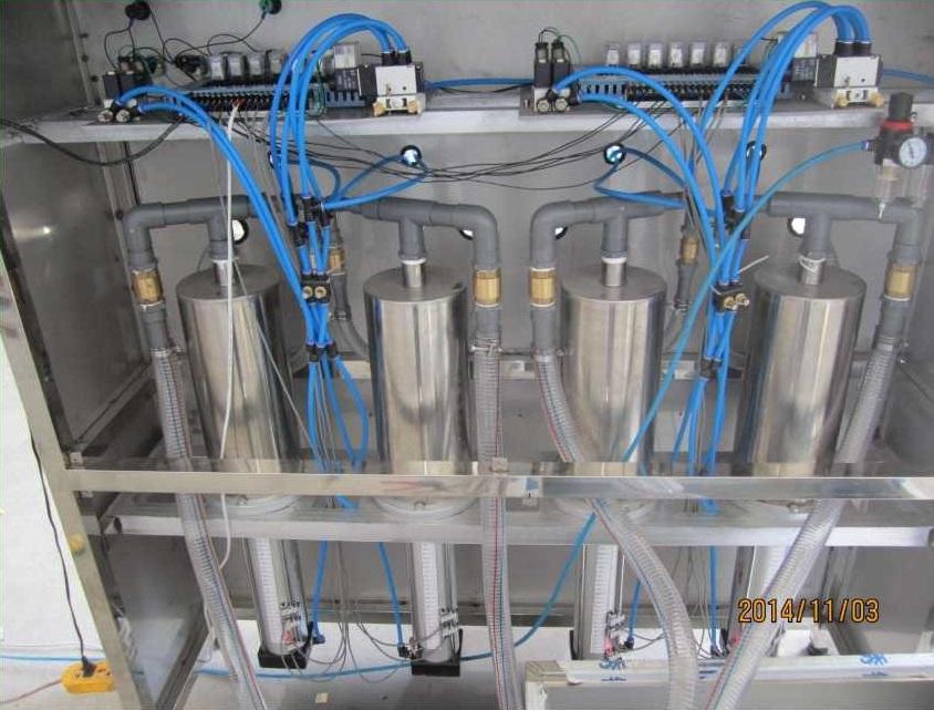 4-канальный дозатор