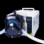 Цифровой промышленный перистальтический насос BG600