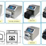 BT100L / BT300L / BT600L перистальтический насос LeadFluid
