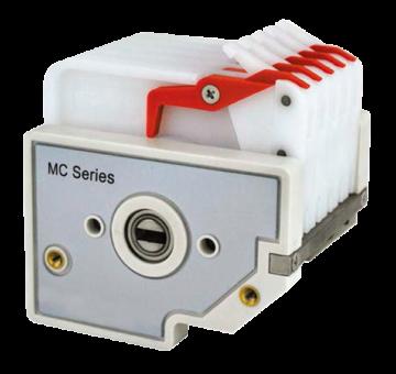 Многоканальная перистальтическая головка MC
