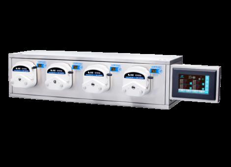 Многоканальная дозирующая перистальтическая система GS600