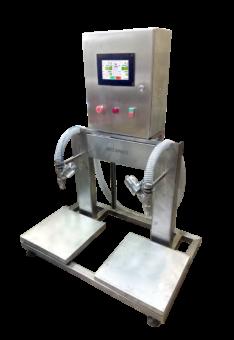 ДВ-2 устройство розлива химии, моющих средств, антифриза